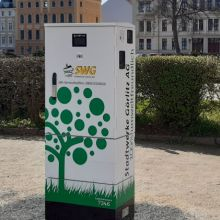 E-charging station