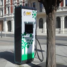 E-Ladestation in Görlitz