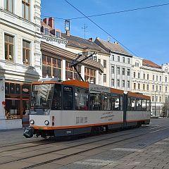 Straßenbahn in Görlitz